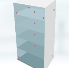 Mapping of a Fridge aligned with GxP Guidelines