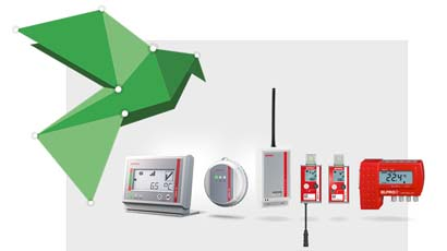 INDEPENDENT Monitoring Solutions for Rooms & Equipment